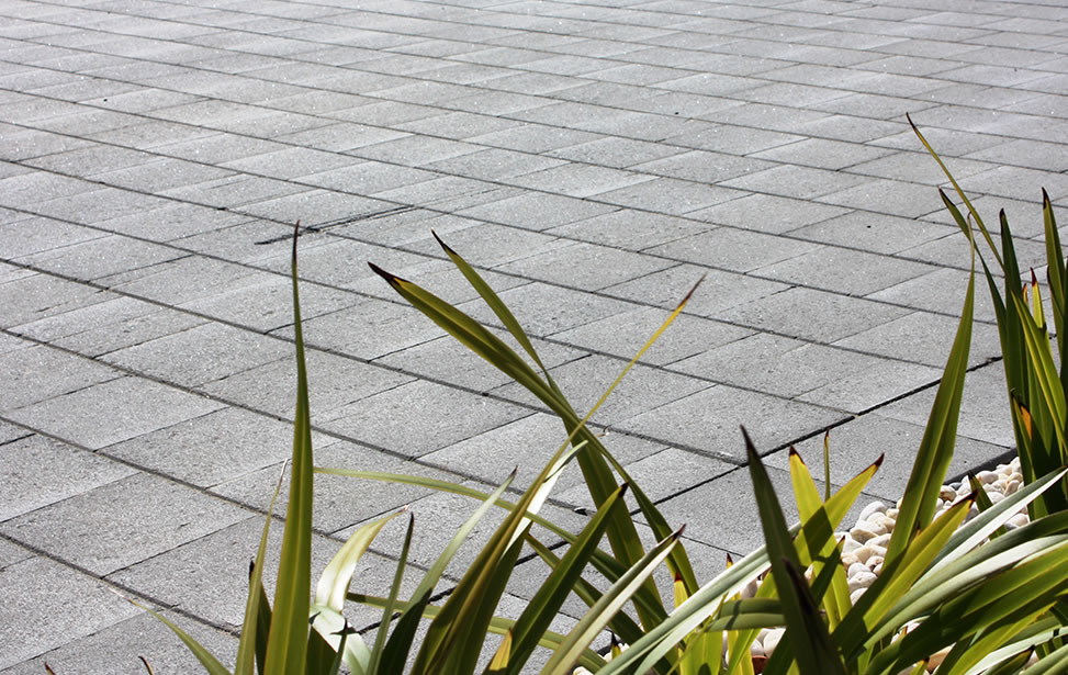 Colourstone Paving