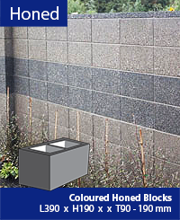Honed Masonry Block