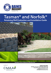 Tasman and Norfolk Installation Booklet